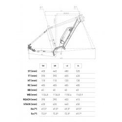 WRC tremble E6100 deore 11v 29-